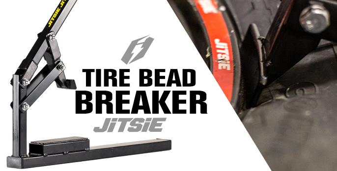 Tyre bead breaker B2B